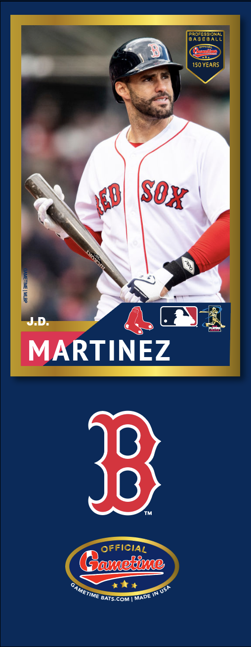 JD Martinez Photo Bat | MLB Collection