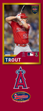 Mike Trout Photo Bat | MLB Collection