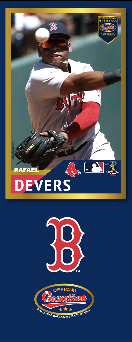Rafael Devers Photo Bat | MLB Collection