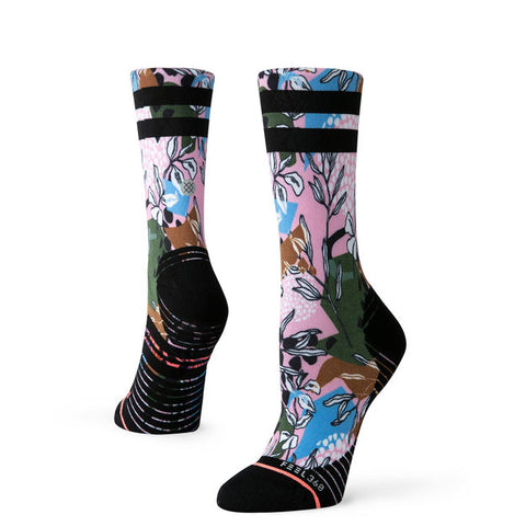 Stance Ivy Leauge Women's Run Crew Sock