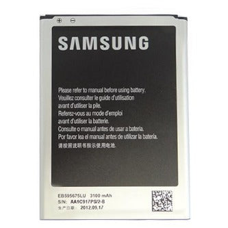 OEM Original Samsung Galaxy NOTE 2 II 3100mAH Battery EB595675LA - Insta Wireless