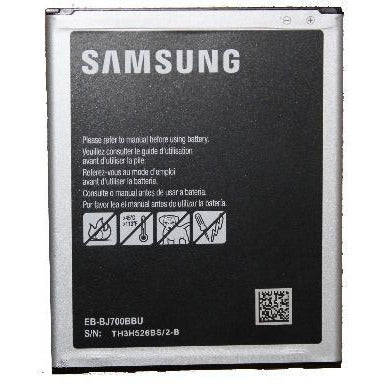 OEM New Samsung Galaxy J7 (BJ700BBU) 3000mAH Original J7 J700 J7008 NFC Battery - Insta Wireless