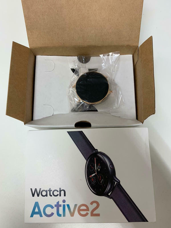 New Samsung Galaxy Watch Active 2 R835 40mm GPS+Cellular LTE T-Mobile Watch - Insta Wireless