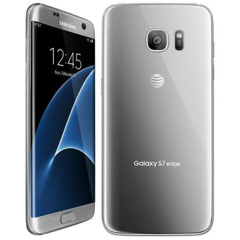 Samsung Galaxy S7 Edge | Factory Unlocked | GSM AT&T T-Mobile | 32GB | Excellent - Insta Wireless