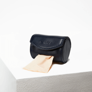 St Argo - Poop Bag Holder - Navy