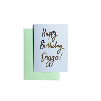 Pooch Design Greeting Cards - The Good Pet Home