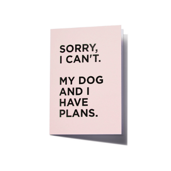 Harlow Harry Greeting Card - Dog Lovers