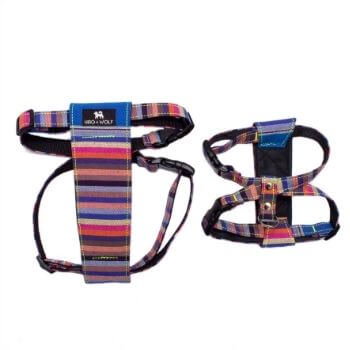 Hiro + Wolf Marine Kikoy Dog Harness