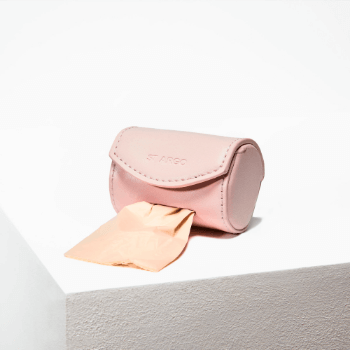 St Argo Pale Pink Dog Poop Bag