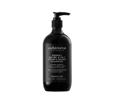 Smith & Burton Dermal Relief 2-In-1 Conditioning Shampoo