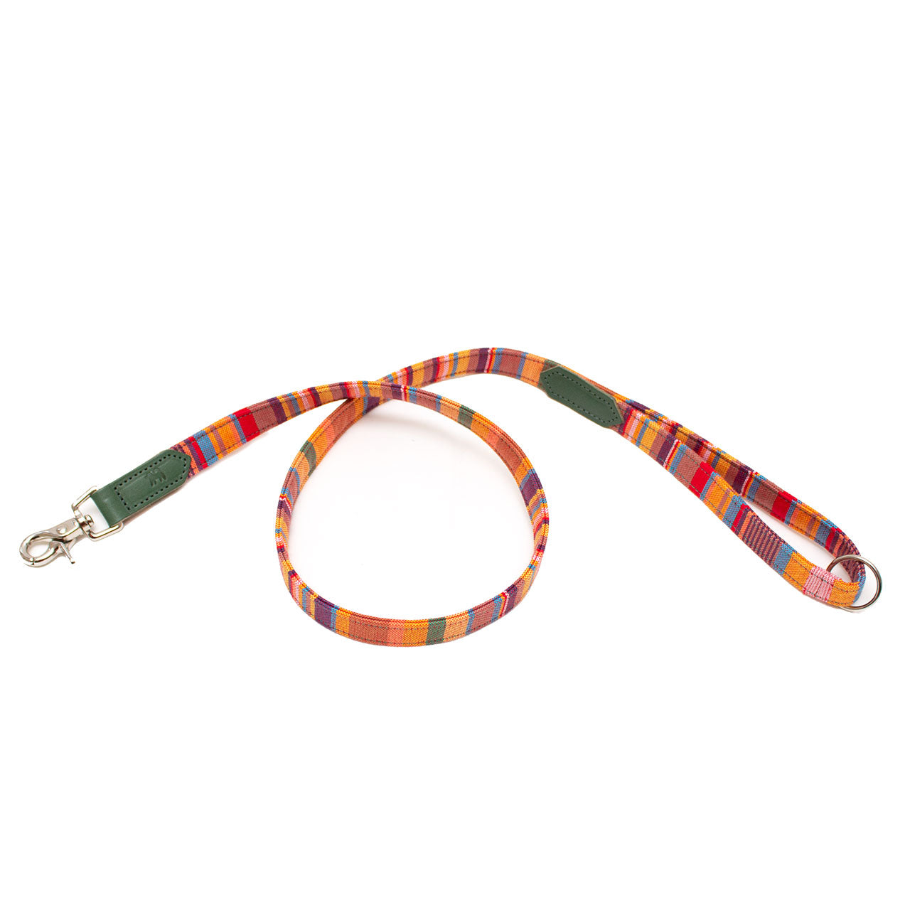 Hiro + Wolf Coastal Kikoy Dog Lead