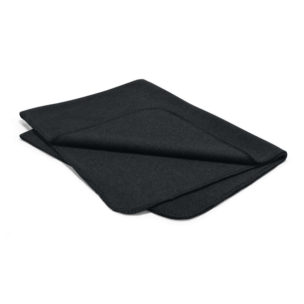 MiaCara Unica Fleece Blanket Graphite