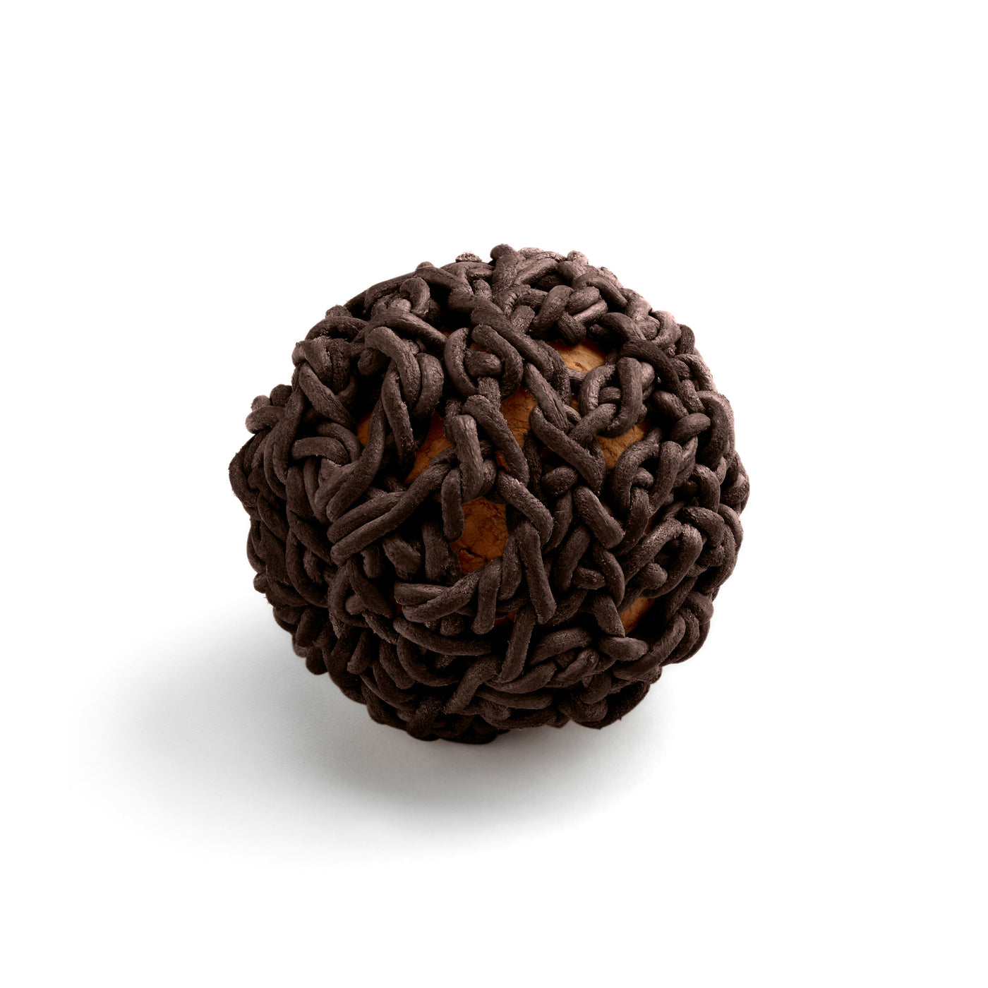 MiaCara Filo Cat Toy Ball Brown