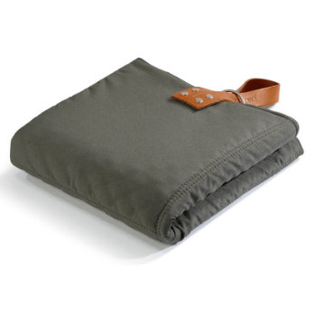 MiaCara Travel Dog Bed - Slate