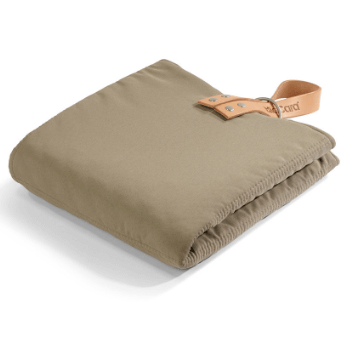 MiaCara Cosmo Dog Travel Bed - Taupe