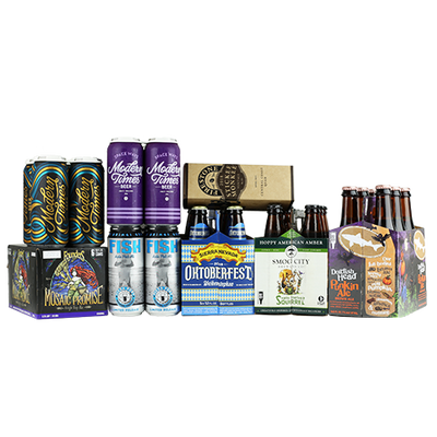 Firestone Walker Stickee Monkee 2018, Modern Times Space Ways Hazy IPA, Modern Times Dymaxion Hazy Pale Ale and MORE