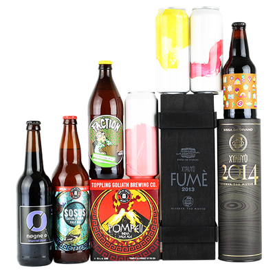 To Ol Dangerously Close to Stupid IIPA Banana, Birra Baladin Xyauyu Fume 2013, Toppling Goliath and MORE