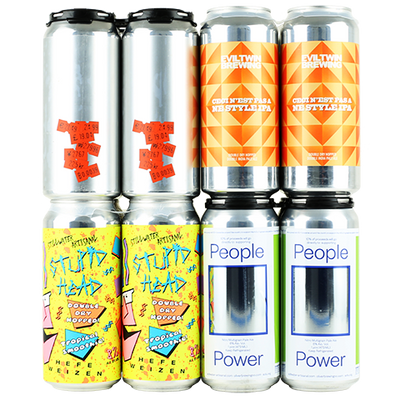 Oliver / Stillwater People Power, Evil Twin Ceci N'est Pas A NE Style IPA, Stillwater Retail and MORE