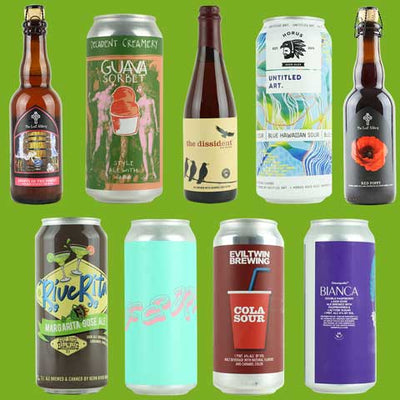 Top 9 Pick | Unique Sours for You to Try this Winter