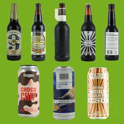 Top Available Stouts