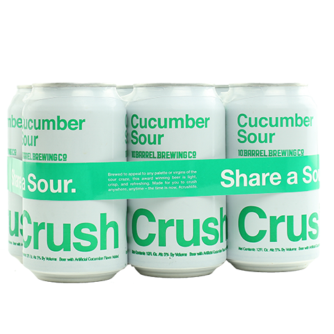 10 Barrel Cucumber Crush Berliner Weisse