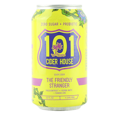 101 Cider Friendly Stranger Cider