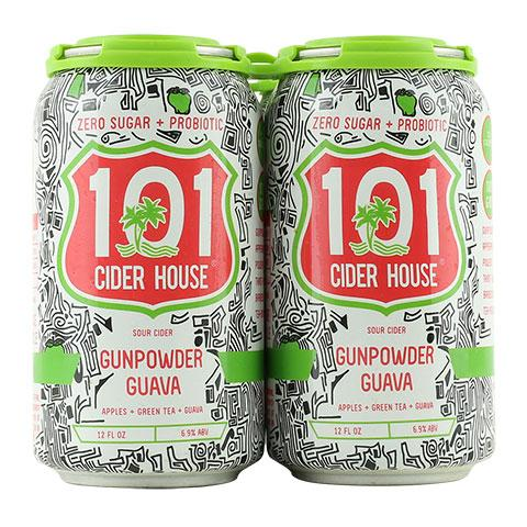 101 Cider Gunpowder Guava
