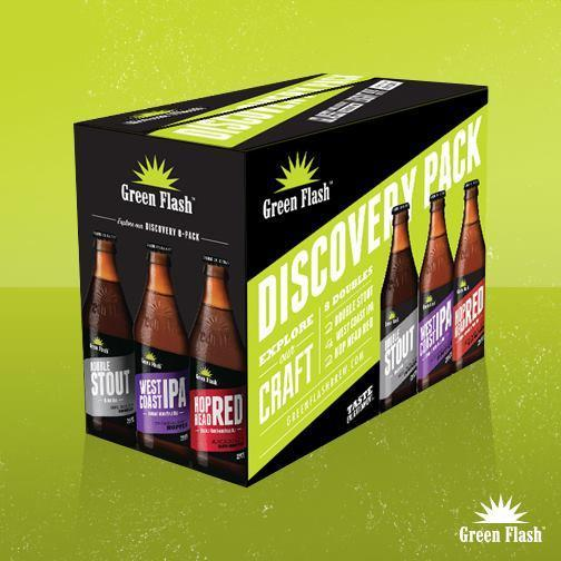 Green Flash Discovery Pack
