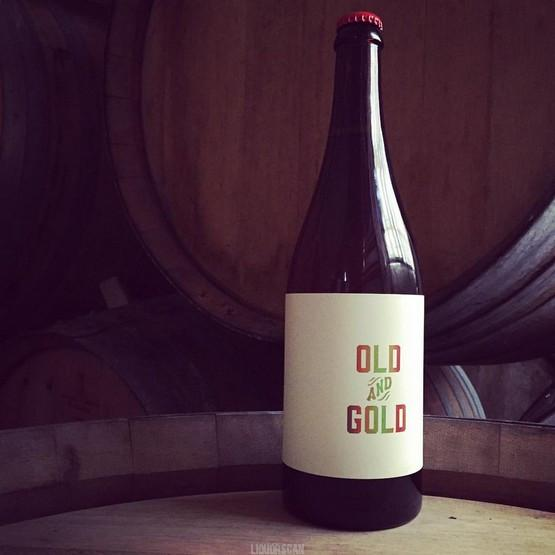 The Good Beer Co. Old and Gold Sour Blended Farmhouse Ale