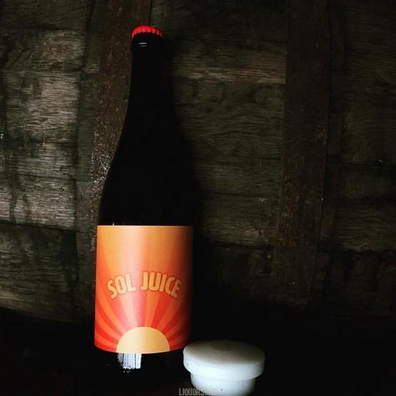 The Good Beer Co. Sol Juice Oak Barrel-Aged Farmhouse Ale