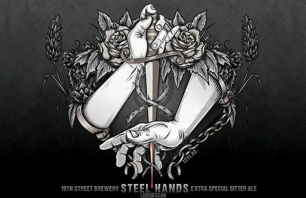 18th Street Steel Hands Dark Mild