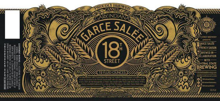 18th Street Central State Garce Salee Saison