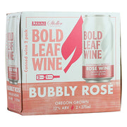 2 Towns Ciderhouse / Stoller Bold Leaf Wine (Rose Wine)