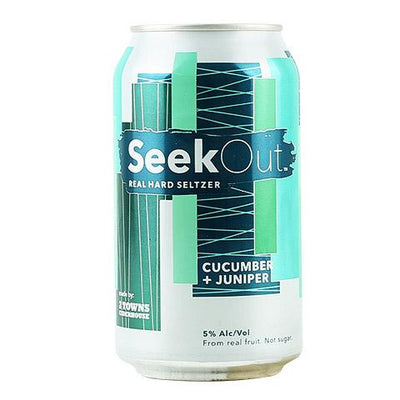 2 Towns SeekOut - Cucumber + Juniper