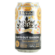2 Towns Sun's Out Saison Cider