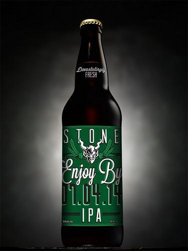 Stone Enjoy By 07.04.14 IPA