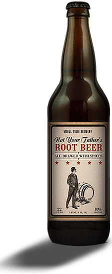 Not Your Father's Root Beer 10.7% ABV version