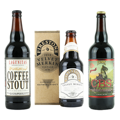 Bourbon Barrel Aged Stout 3PK