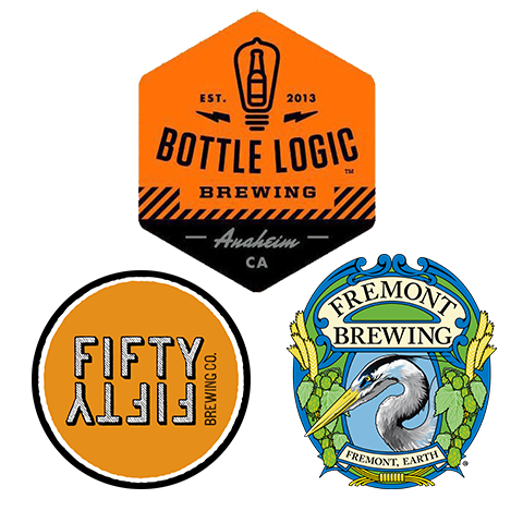 Barrel-Aged Bundle Featuring Bottle Logic Stasis Project, Fremont B-Bomb and FiftyFifty Eclipse
