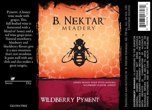 B. Nektar Wildberry Pyment
