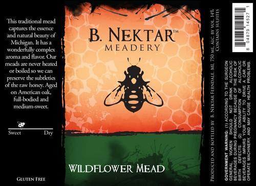 B. Nektar Wildflower Mead