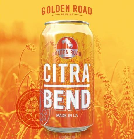 Golden Road Citra Bend Wheat Ale