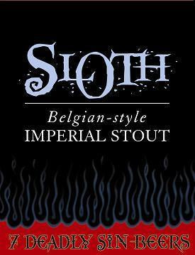 Midnight Sun Sloth Belgo Imperial Stout