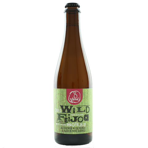 8 Wired Wild Feijoa Sour Ale 2015