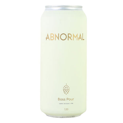 Abnormal Boss Pour IPA