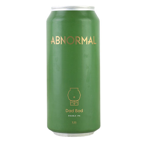 Abnormal Dad bod Double IPA