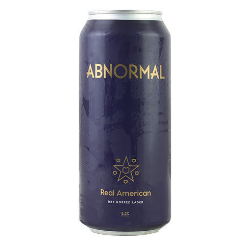 Abnormal Real American Dry Hopped Lager