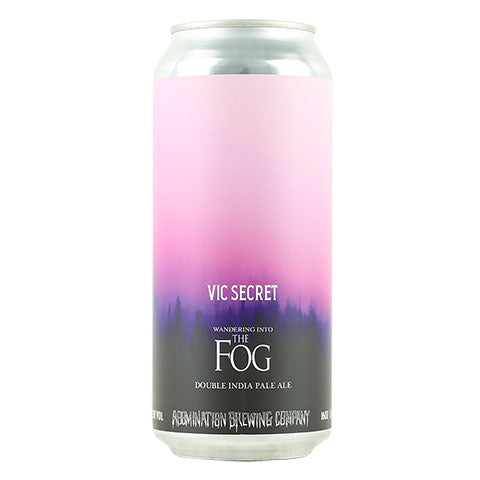 Abomination Wandering Into the Fog (Vic Secret) DIPA