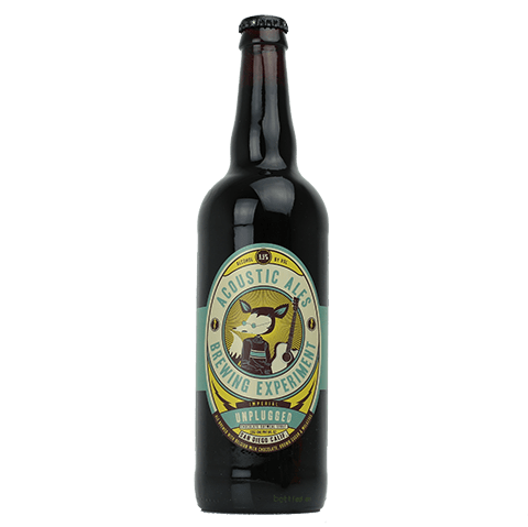 Acoustic Ales Unplugged Imperial Oatmeal Stout