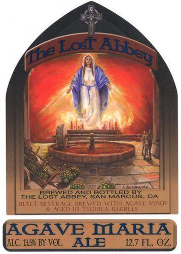 The Lost Abbey Agave Maria